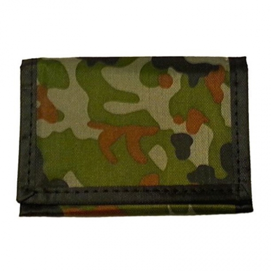 Camouflage Boy Wallet
