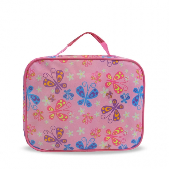 Insulated Butterfly Lunch Bag