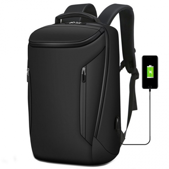 Business Antitheft Laptop Backpack
