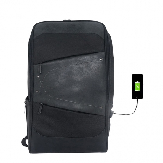 Customized Antitheft Laptop Backpack