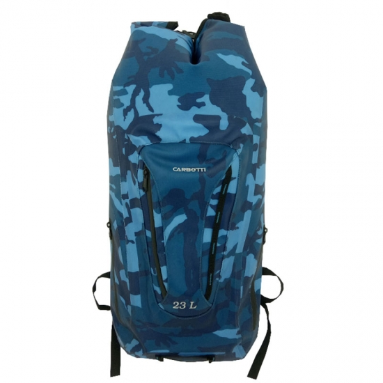 TPU Dry Hiking Backpack