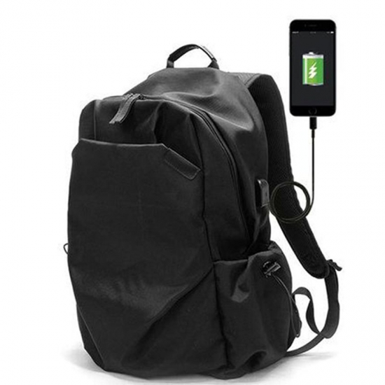 Casual Antitheft Backpack