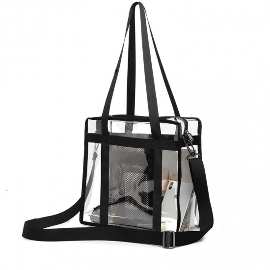 PVC Transparent Tote Bag