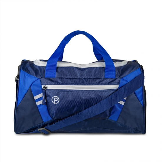 Blue Travel Duffel Bags