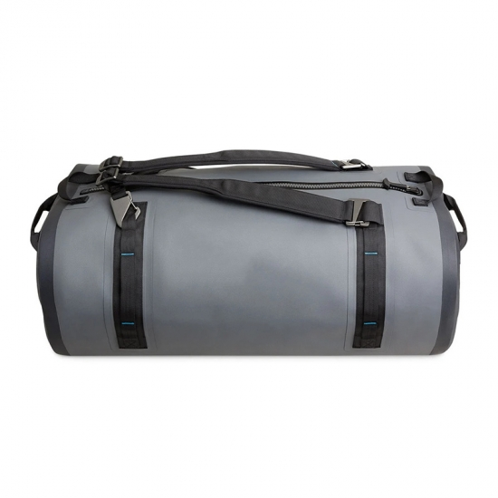 Storm Gray Dry Duffle Bags